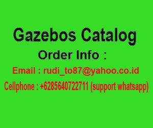 EXPORTER GAZEBOS