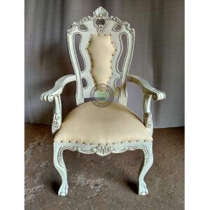 kursi makan armchair