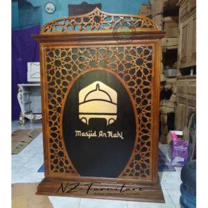 Mimbar Masjid An Nahl