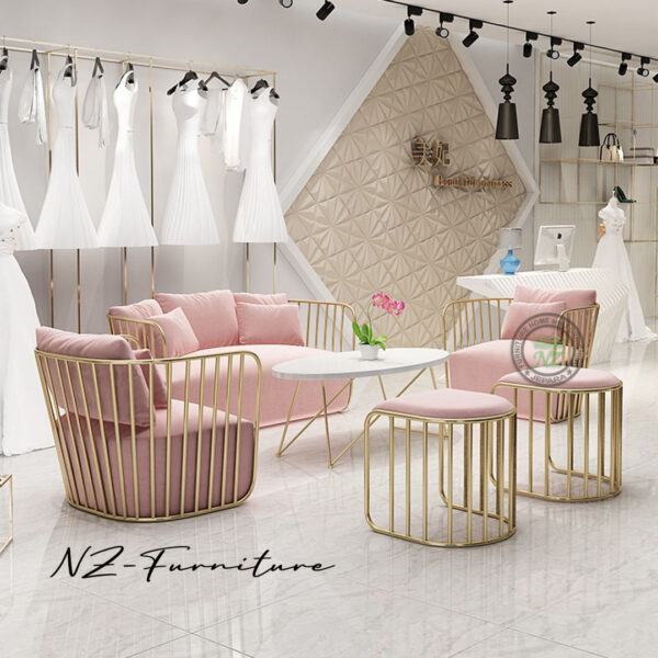 Sofa Industrial Ruang Tamu
