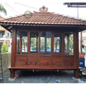 Rumah Kayu Nusantara